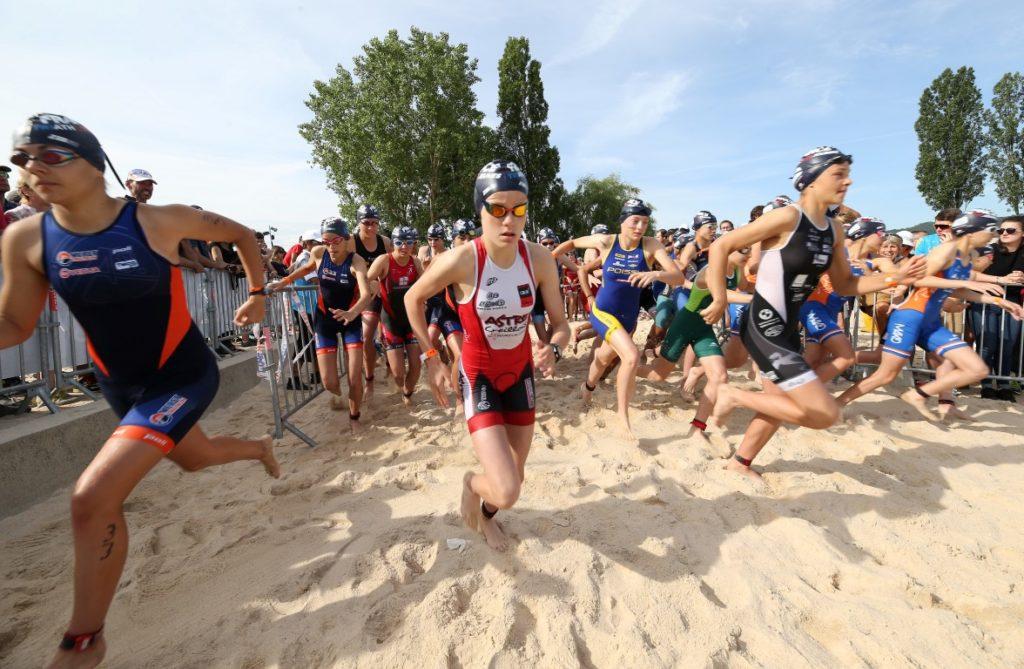 Championnat de France de Triathlon Jeunes