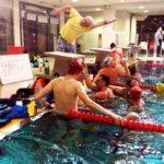 Entrainement Piscine Astre Creillois Triathlon