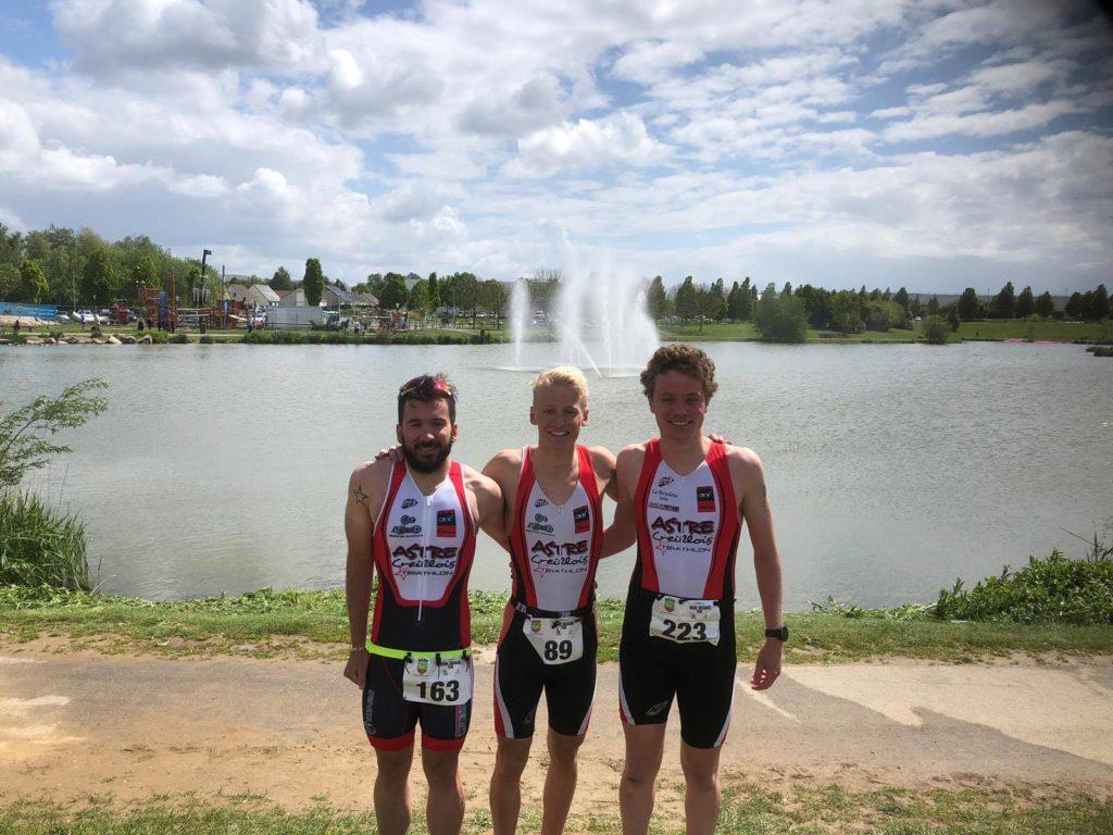 Astre Creillois Triathlon - D3 - Triathlon