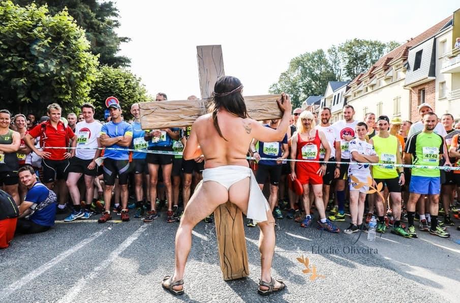 La Transbaie, course festive et conviviale