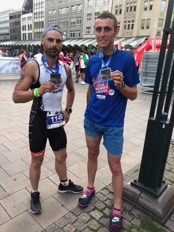 Ironman Hambourg 2019 : nos tutus rangers