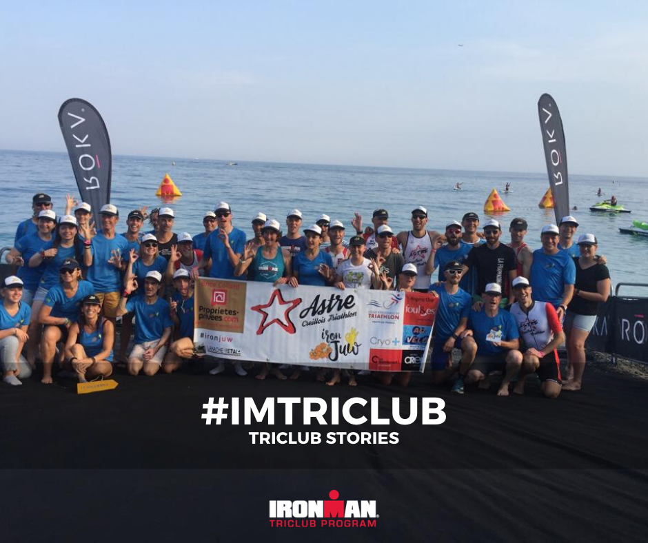 Astre Creillois - Programme Ironman TriClub