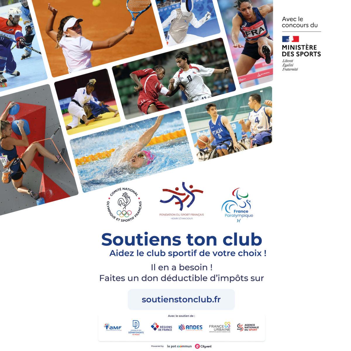 Soutiens ton club Astre Creillois Triathlon