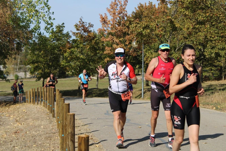 Triathlon de Madine