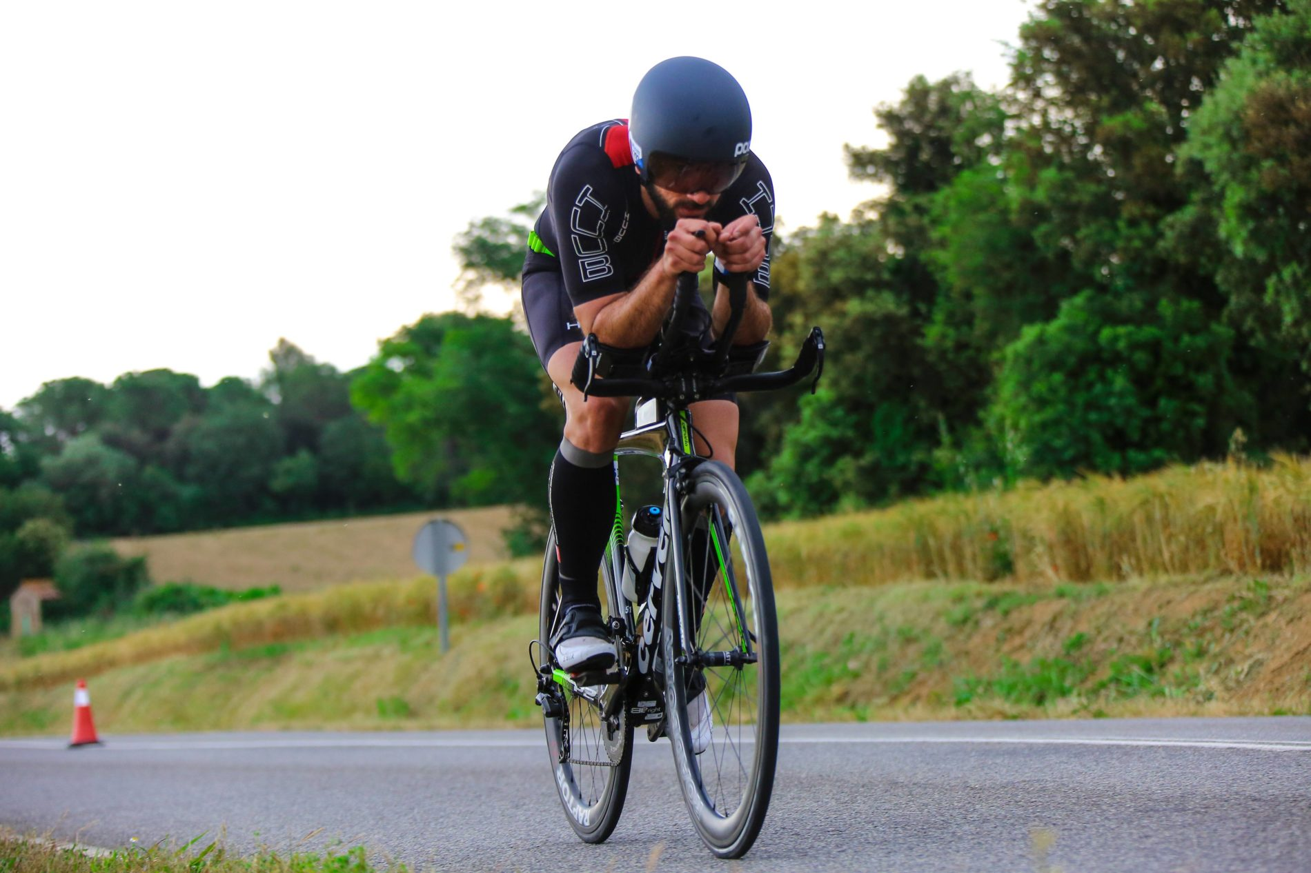 Parcours vélo Tradeinn International Triathlon