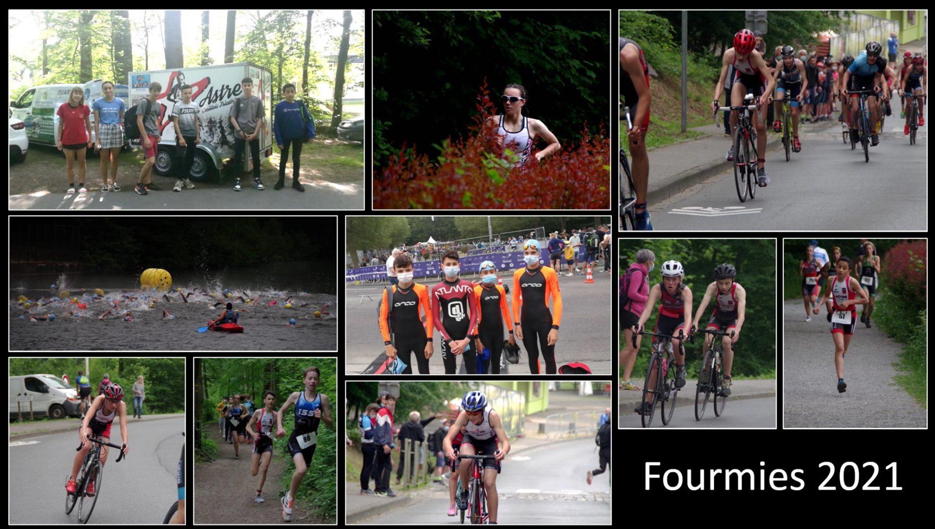 Triathlon Jeunes Fourmies