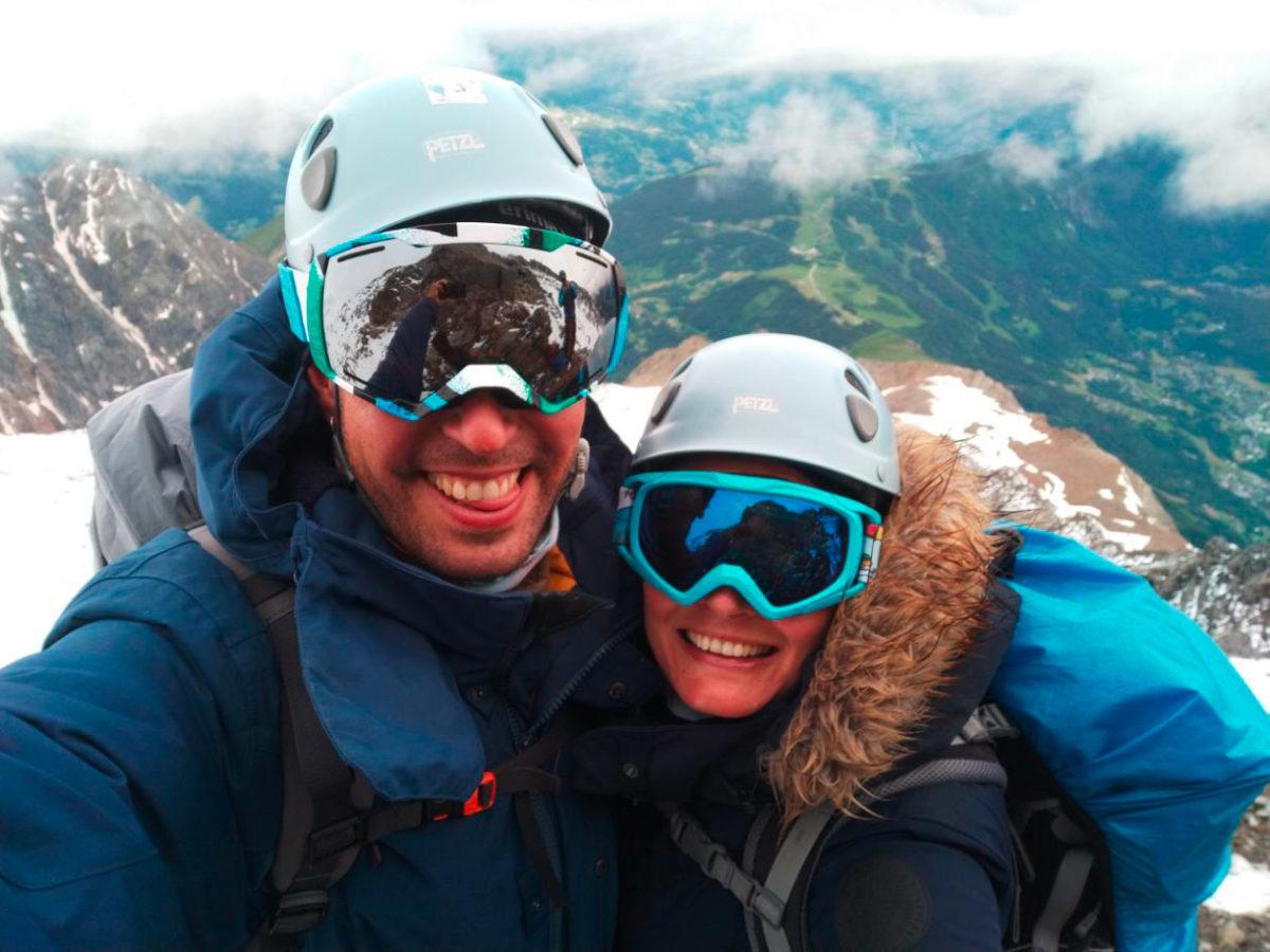 Expédition Mont-Blanc
