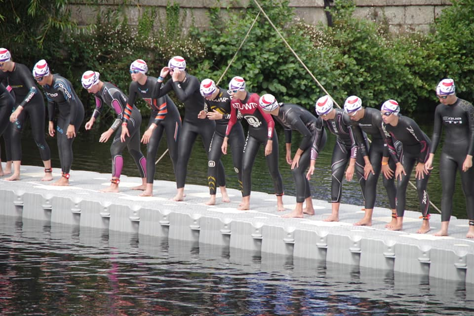 Aquathlon - Championnat de France