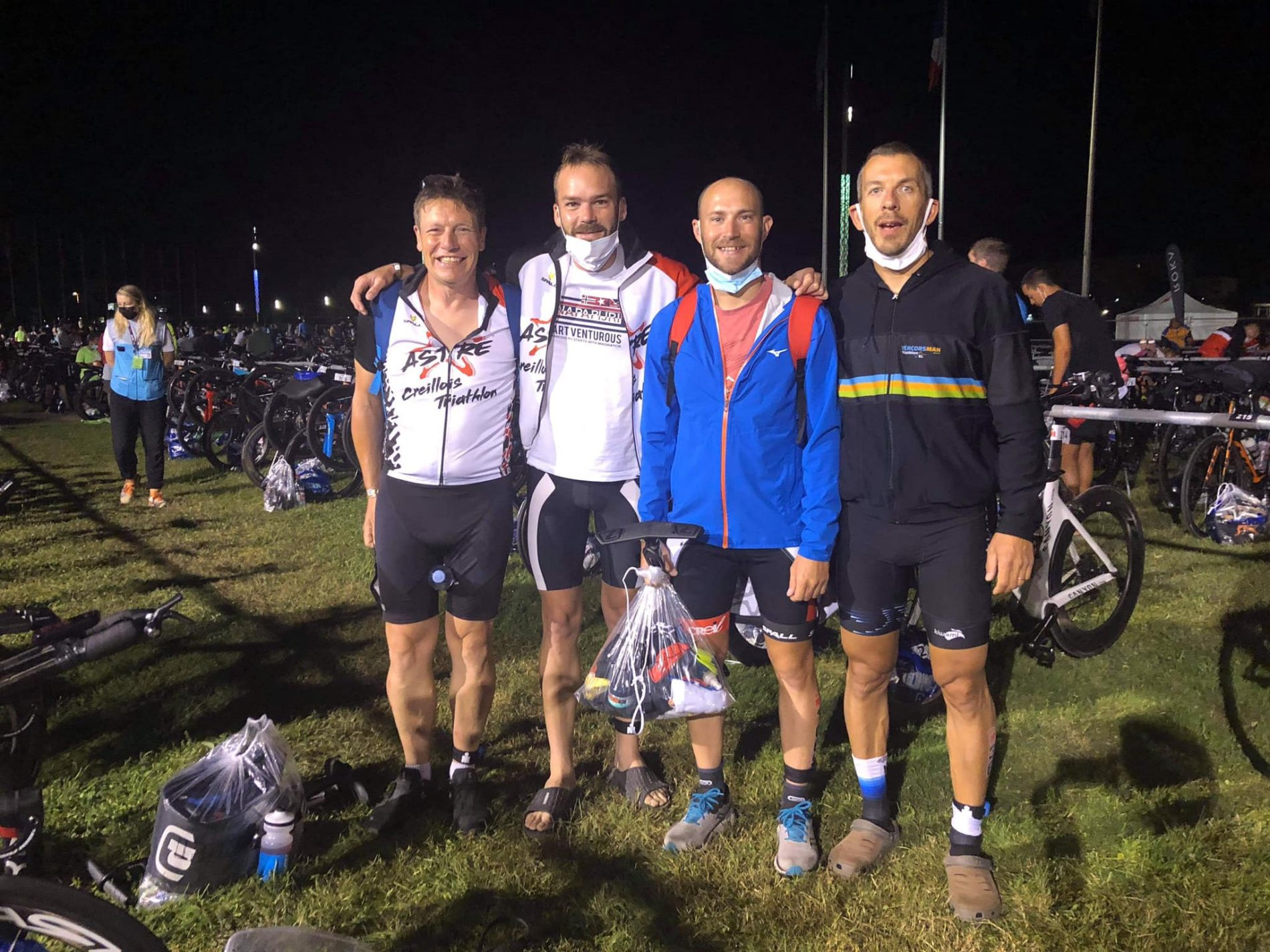 Astre Creillois - Ironman Vichy 2021
