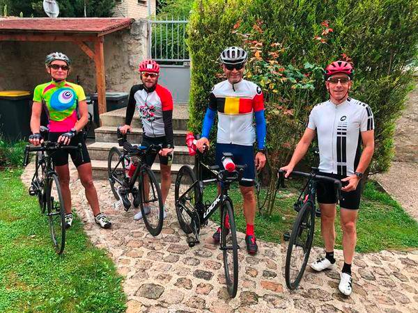 Déblocage Ironman Vichy
